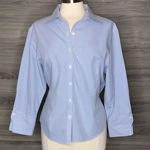 Brooks Brothers 346 Fitted Button Down size 16